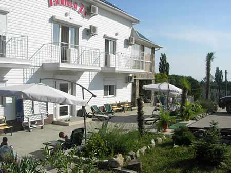 Гостиница 7-ая Вилла поселка Аше