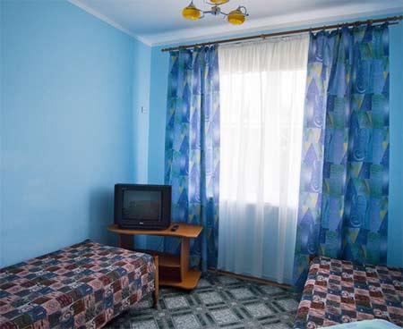 Гостиница ДО ВСТРЕЧИ в поселке Головинка