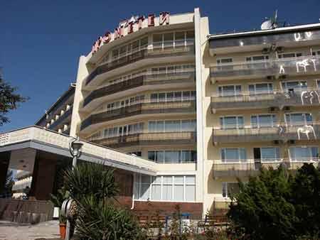 Гостиница Прометей в Небуге